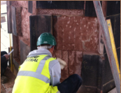 Highly skilled, qualified & heritage approved stonemasons